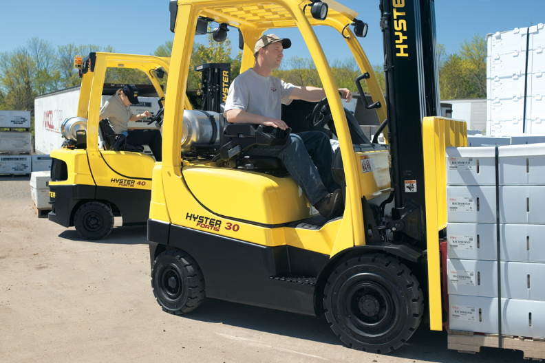 Is it Better to Rent or Buy a Forklift?