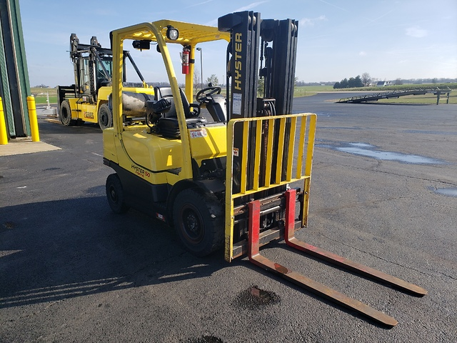 Hyster H50FT LE238532