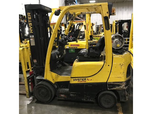 Hyster S60FT XX0061326