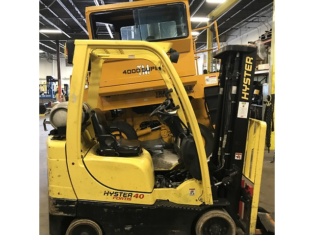Hyster S40FTS 000063118