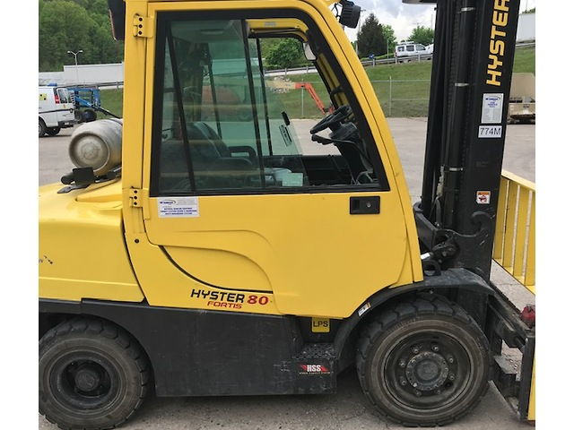 Hyster H80FT-C 000055428