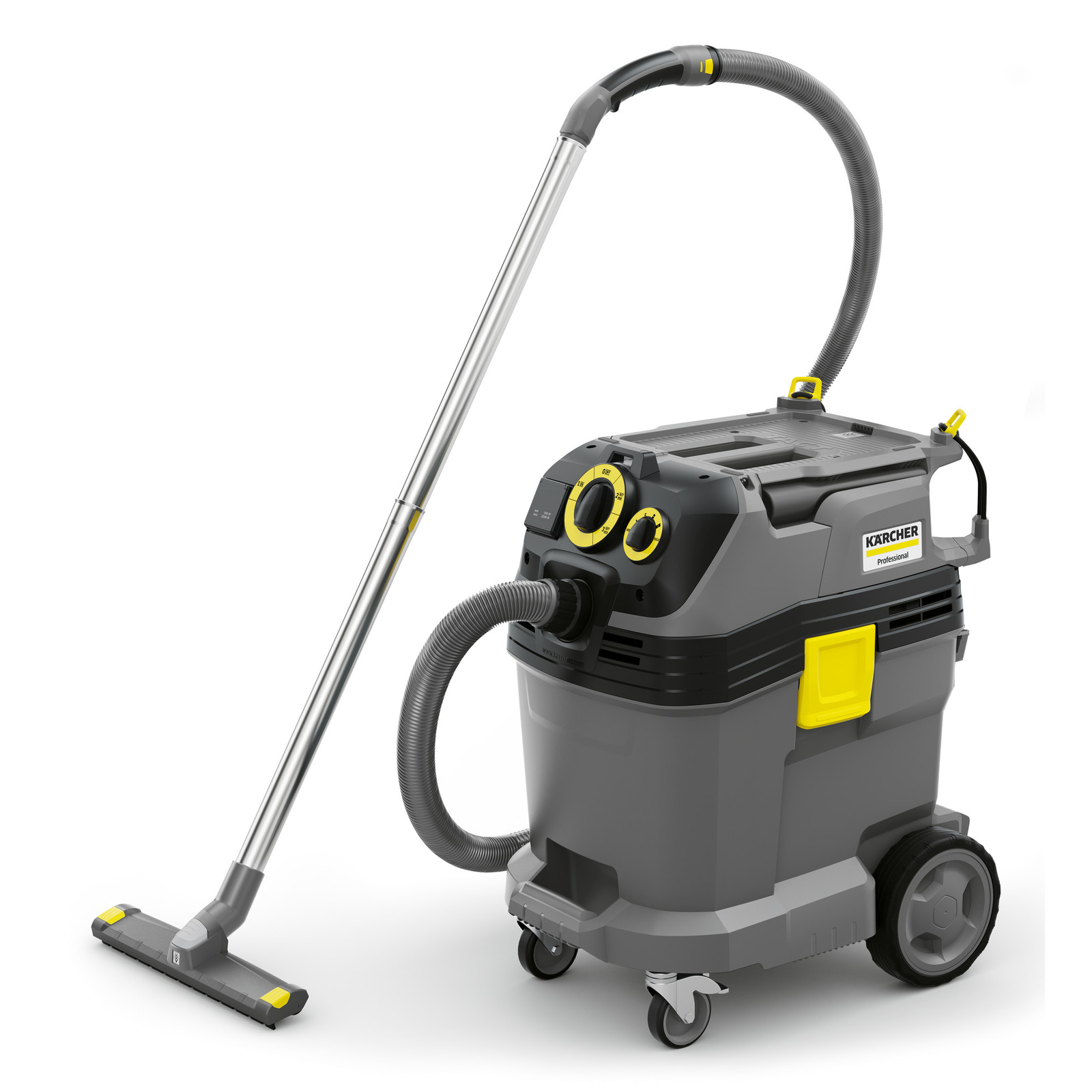 Wet/dry commercial vacuums NT 40/1 Tact Te HEPA