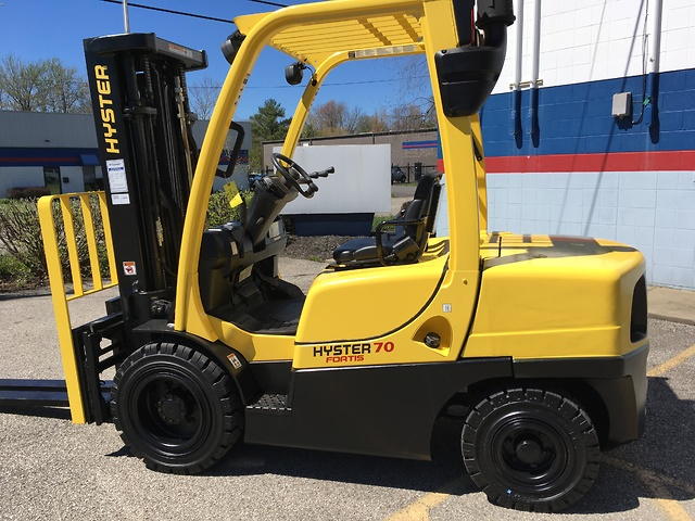 Hyster H70FT-D-4 000042286