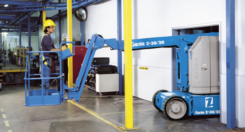 Genie | Aerial Lift Manufacturer | MH Equipment