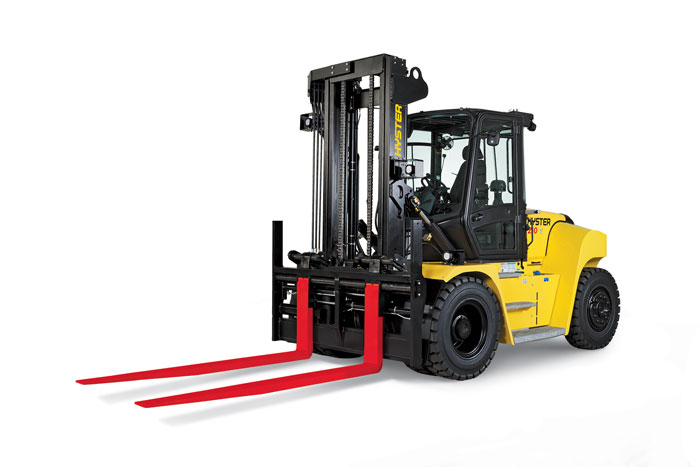 High-Capacity Lift Trucks