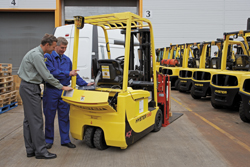How to Maintain Your Forklift Accessories and Parts