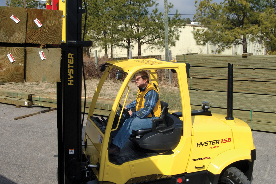 New H135 155ft Hyster Forklifts Mh Equipment