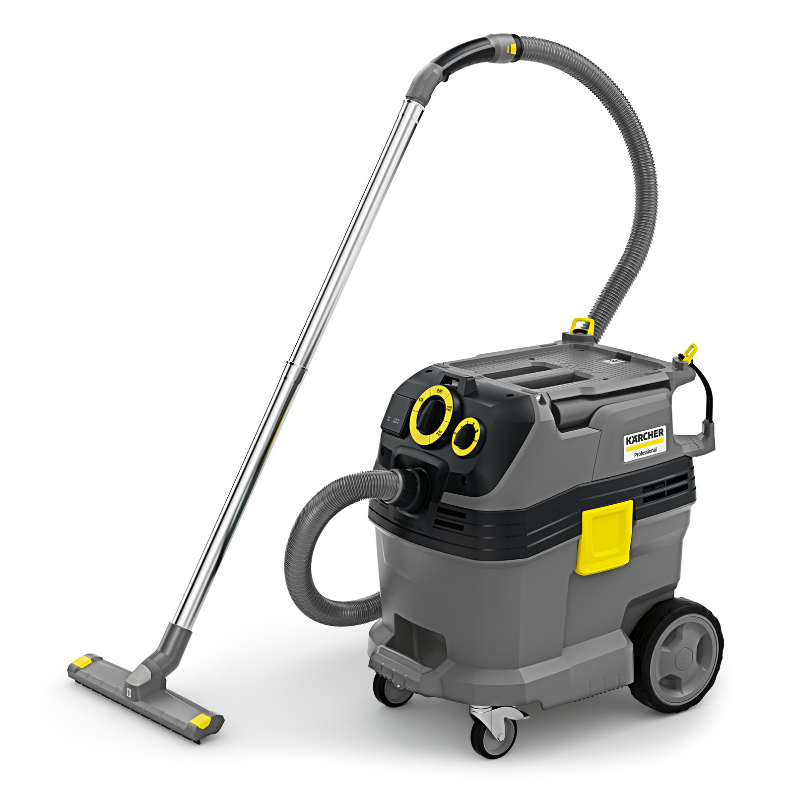 Wet/dry commercial vacuums NT 30/1 Tact Te HEPA