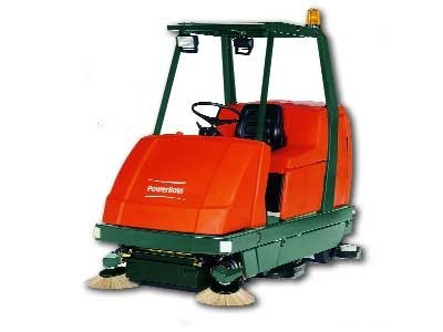 Powerboss Industrial Sweepers Amp Scrubbers For Rent Mh