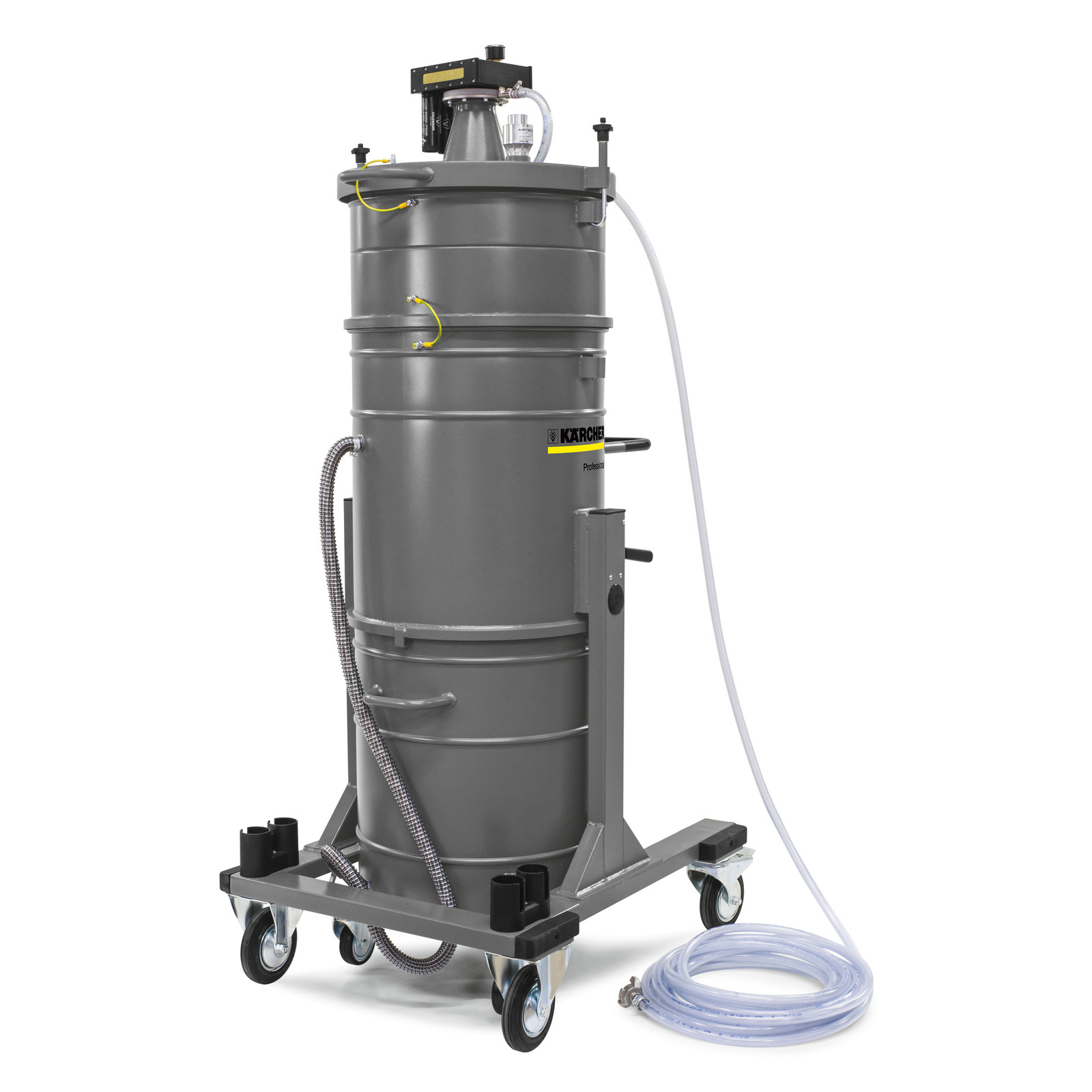 IVR 100/16-Pp Industrial Vacuum Cleaner