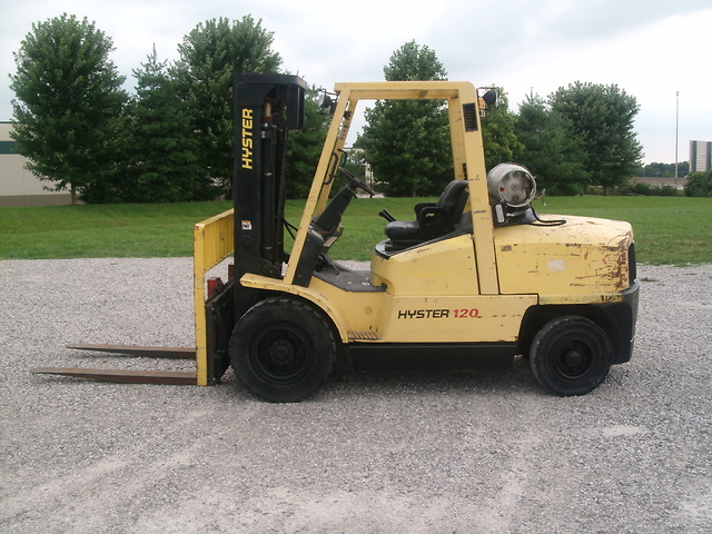 Hyster H120XM-GM