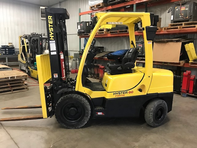 Hyster H60FT JH0062660