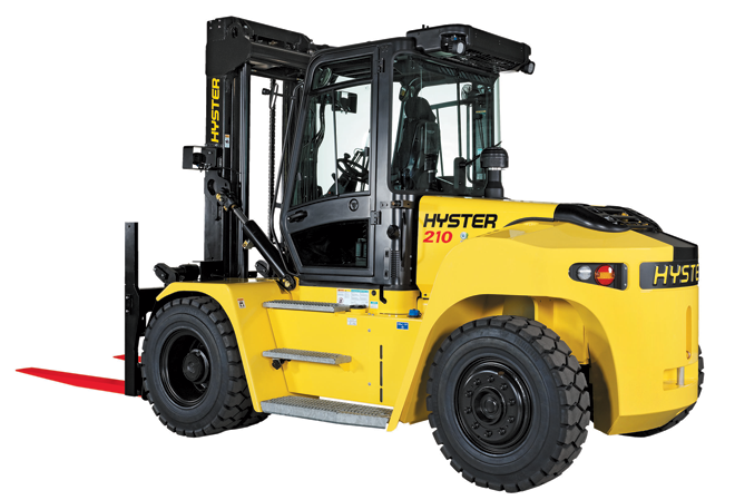 New H210 250 48hd H300 360hd2 Hyster Forklifts Mh