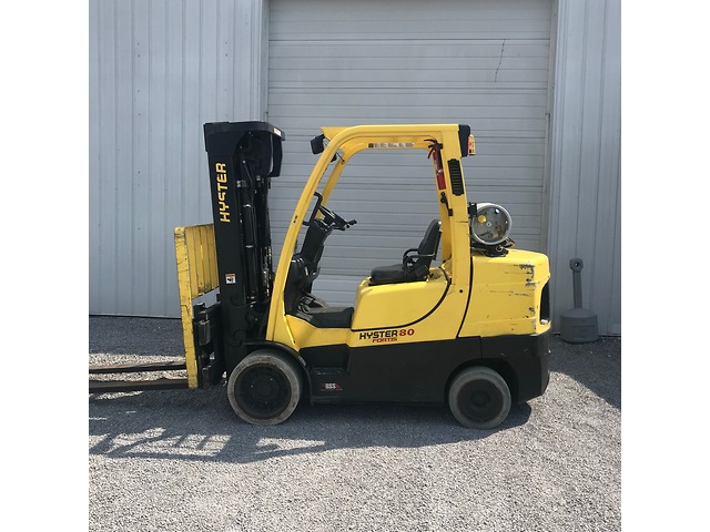Hyster S80FT-4 S08012015
