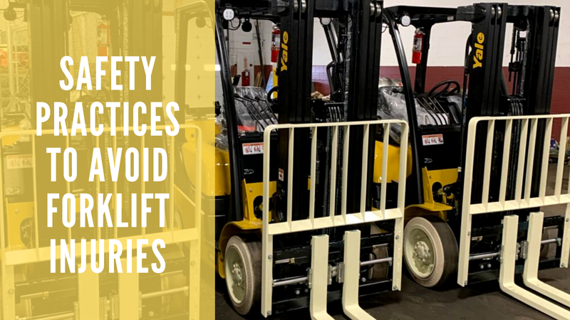 9 Safety Practices to Avoid Forklift-Related Injuries