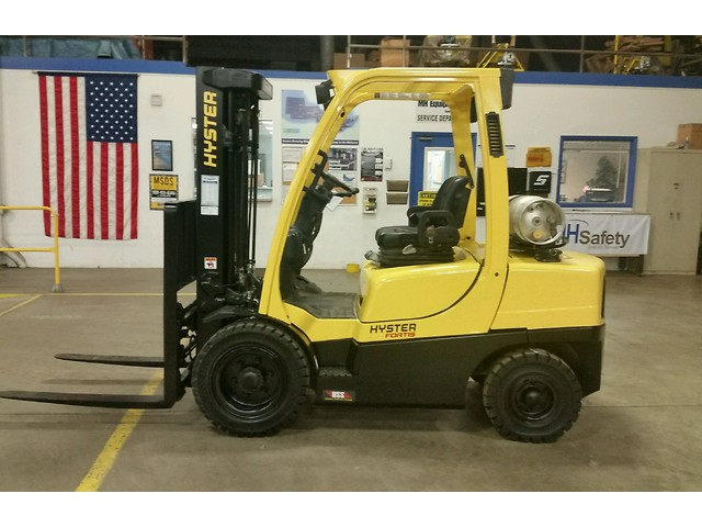 Hyster H70FT XX0058114