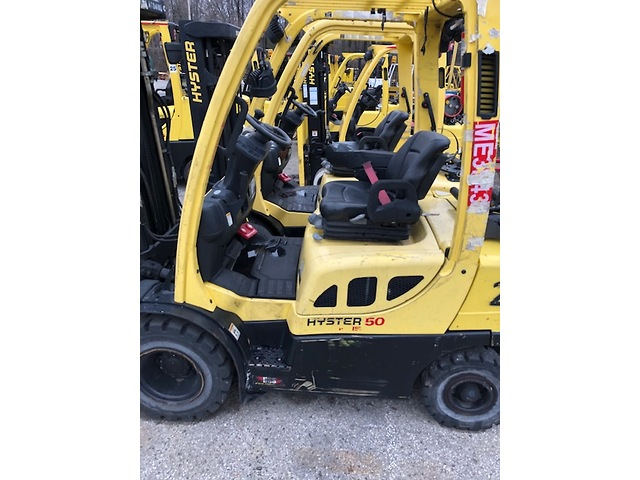 Hyster H50FT-4 000059347