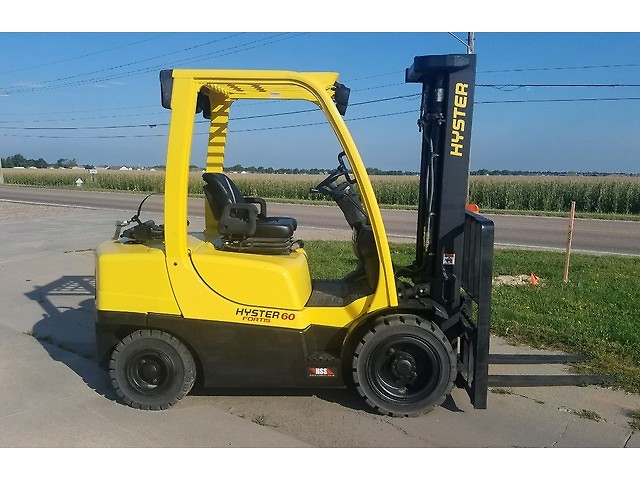 Hyster H60FT XX0054486