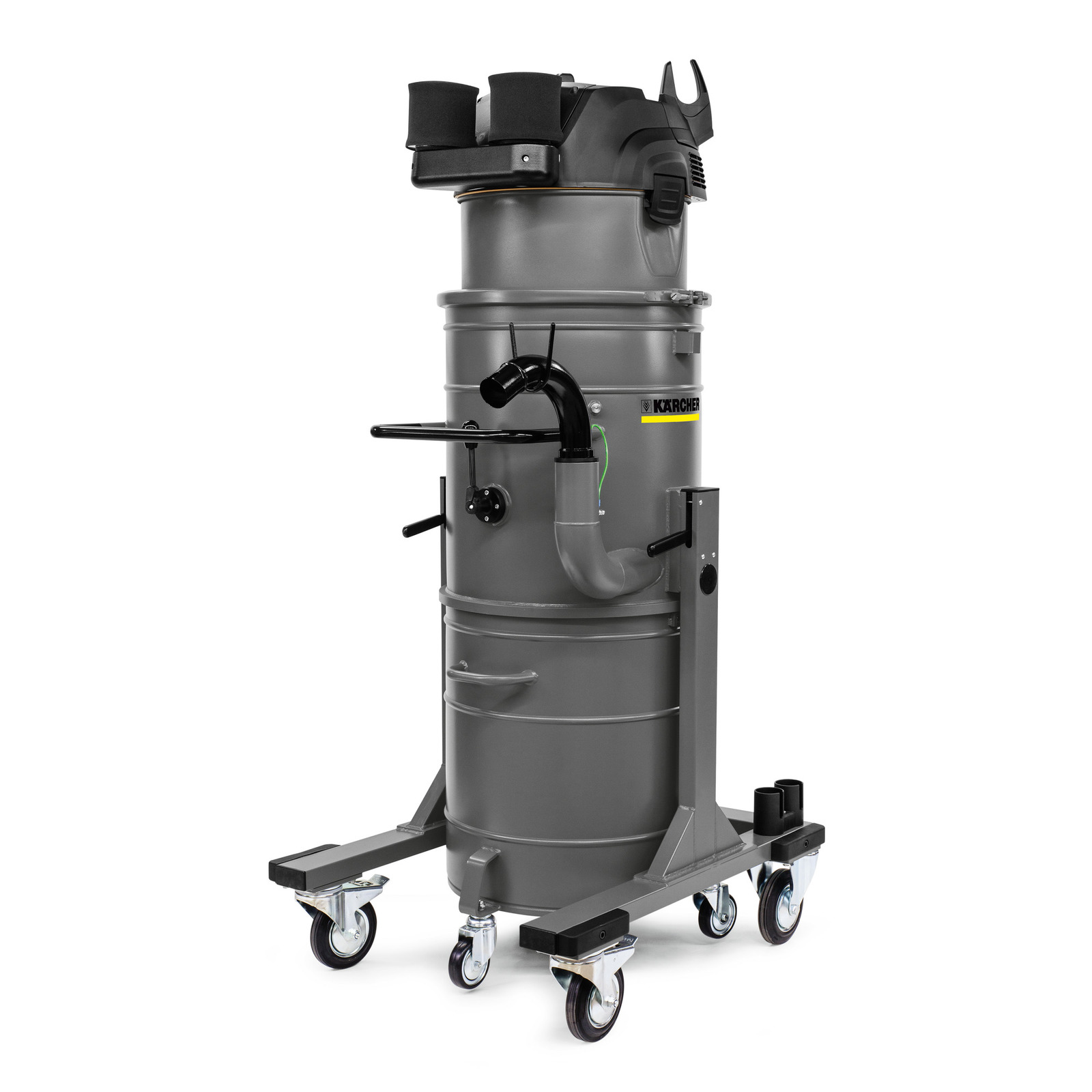 IVM 50/24-2 HEPA Industrial Vacuum Cleaner