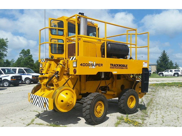 Trackmobile 4000TMS 000037260