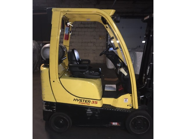 Hyster S35FTS 000060219