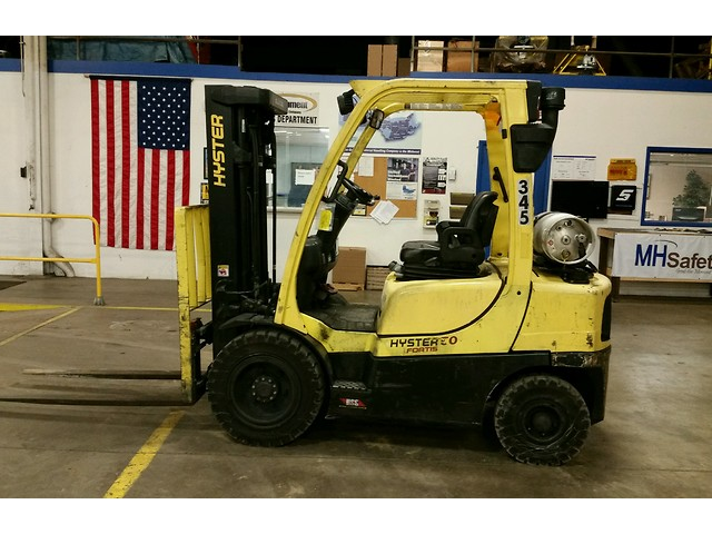 Hyster H50FT 000060127
