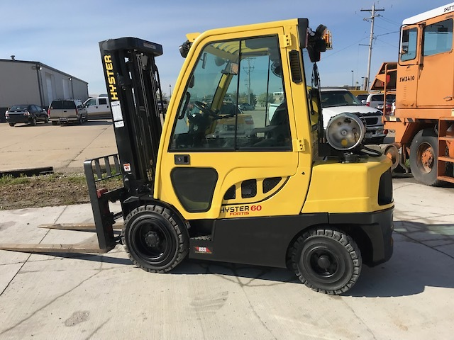 Hyster H60FT-4-C 000062209