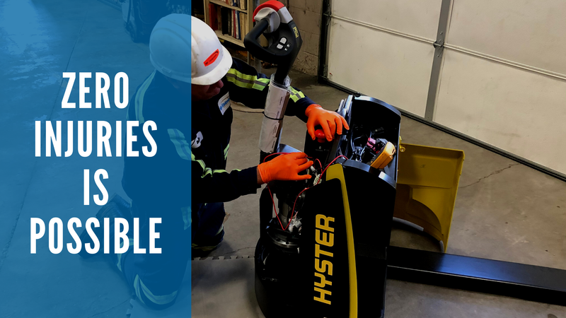Safety First: Zero Injuries is Possible