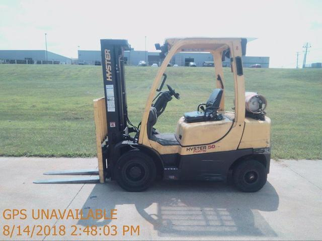 Hyster H50FT 000052775