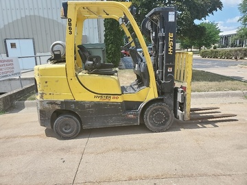 Hyster S80FT 000070985