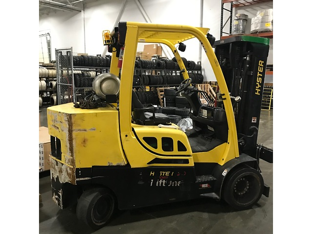 Hyster S120FTS-4 000059789