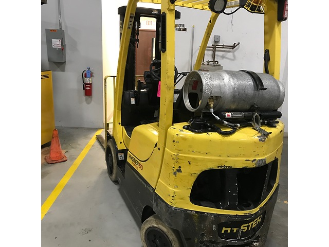 Hyster S50FT S05012081