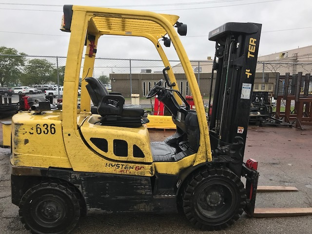 Hyster H60FT 000053598