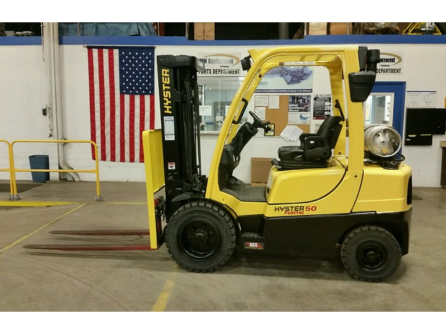 Hyster H50FT-4 000059381