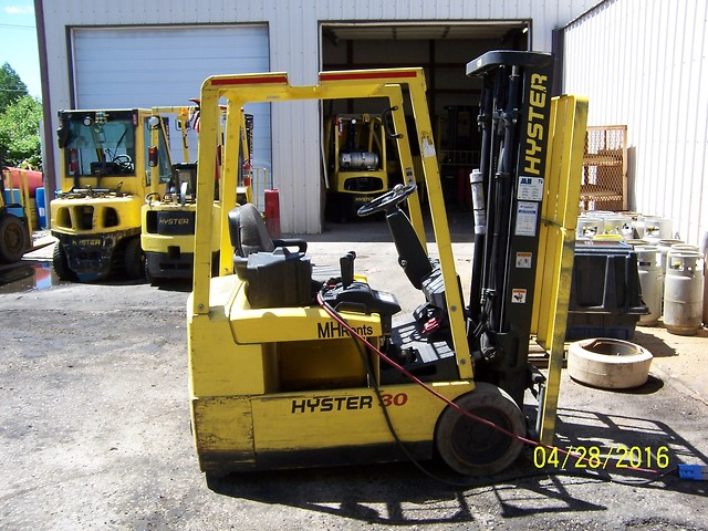 Hyster J30XMT2-36