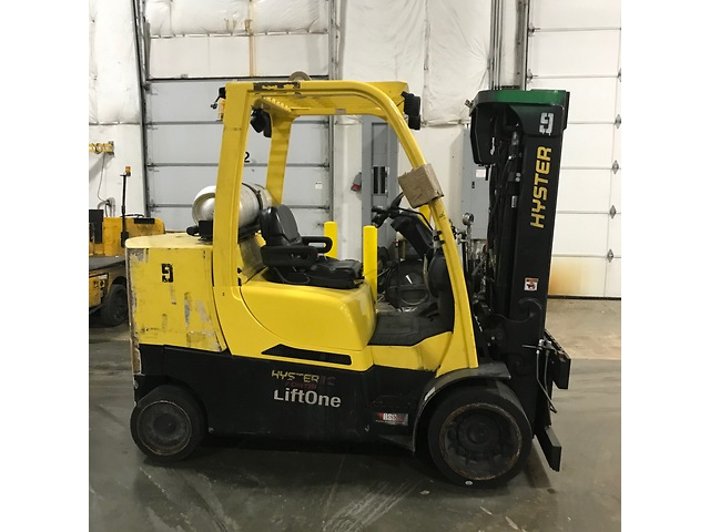 Hyster S120FTS-4 000059790