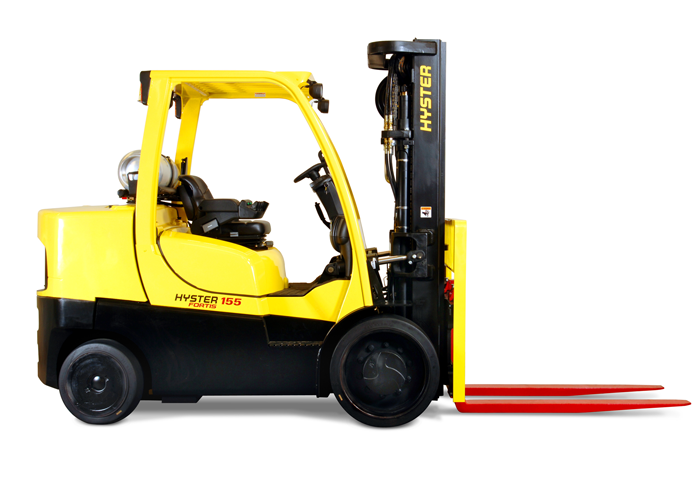 New S135 155ft Hyster Forklifts Mh Equipment