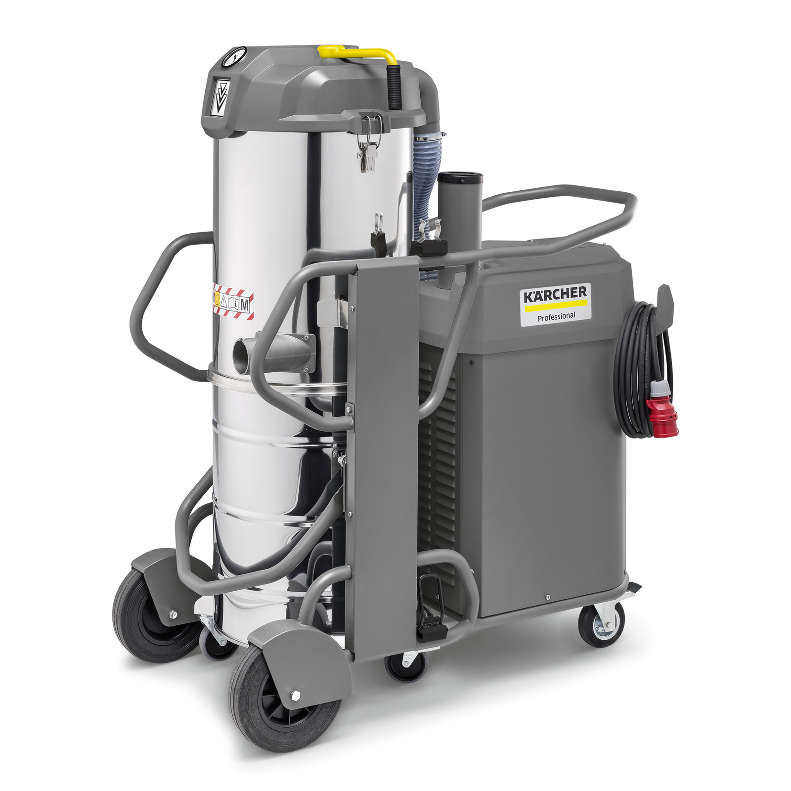 IVS 100/65 HEPA Industrial Vacuum Cleaner