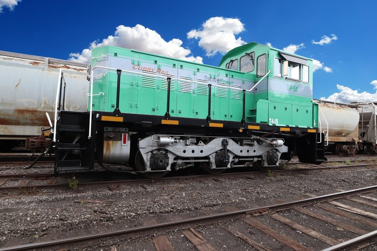 TP56 Industrial Locomotive