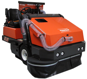 Atlas HEPA Rider Sweeper
